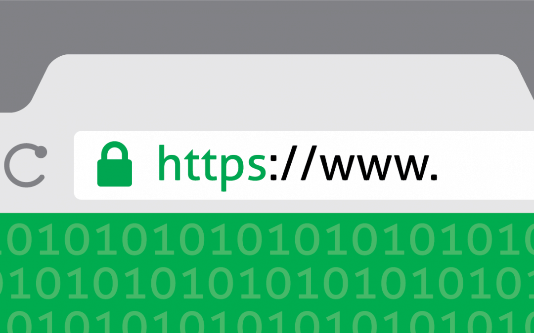 "Starting July 2018, Google's Chrome browser will be marking non-HTTPS sites as ""not secure"""